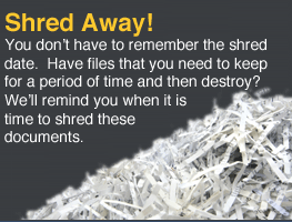 Southern Record Systems Records Management Services Include Document Shredding